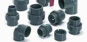 Pressure PVC Fittings